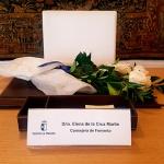 García-Page lanza un emotivo recuerdo a Elena de la Cruz a un año de su fallecimiento