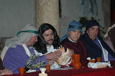 Pasión Viviente de Fuentelencina (Foto: Archivo)