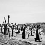 Solemne, sonora y concurrida Semana Santa en Fuentenovilla