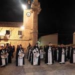 Solemnidad, devoción, música cofrade y primera tamborrada en la Semana Santa de Fuentenovilla