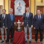 Guadalajara acoge el 6 de mayo la final de la Copa del Rey de Fútbol Sala