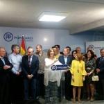 Guarinos anuncia que quiere seguir como presidenta del PP de Guadalajara