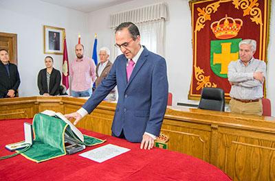 Manuel Recio es el nuevo edil de Marchamalo en sustitución de Carlos Paulos