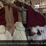 Video de la Procesión de María Santísima de la Misericordia.- Guadalajara