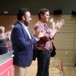 """Pedro Sánchez anuncia una """"oposición dura"""" al PP si liderase el PSOE"""