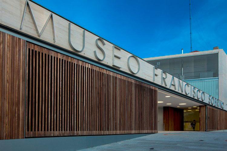 Fachada del Museo Francisco Sobrino