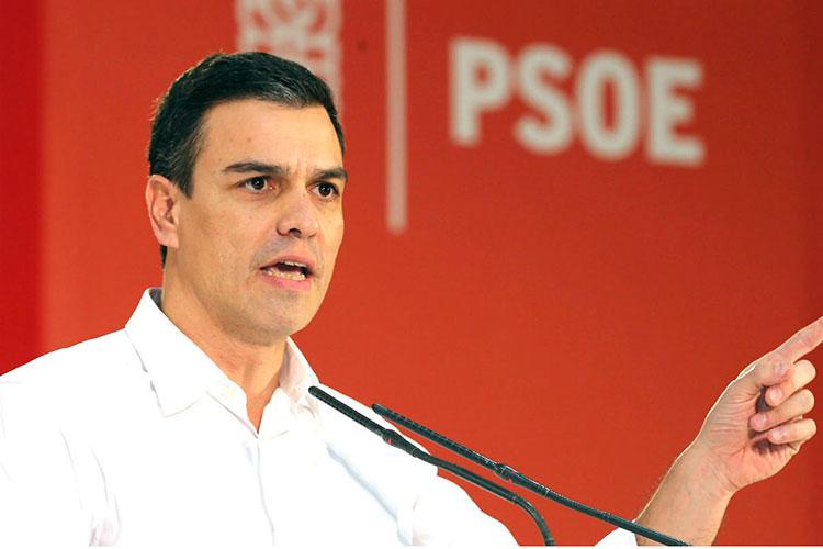 Pedro Sánchez volverá a Guadalajara a un acto con militantes (Foto: OKdiario)