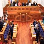 Los presupuestos de la Junta vuelven a debate en el Convento de San Gil