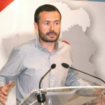 """Escudero acusa a Podemos de tomar a los ciudadanos como """"rehenes"""" de sus """"líos internos"""""""