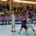 Victoria épica del Quabit Guadalajara que se asegura un año más en ASOBAL (25-23)