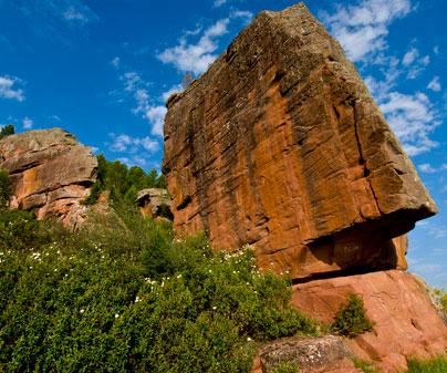Parque Natural del Alto Tajo. (Foto: Turismo CLM/JCCM)