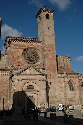 Sigüenza: catedral y Torre del Gallo