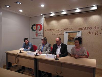 Eugenio Esteban presenta una nueva edición del mercado medieval de Tamajón
