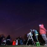 """El sábado, Júpiter y la Luna creciente serán las """"estrellas"""" en Valdenazar"""
