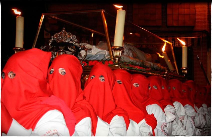 Procesión de 'El Santo Entierro', declarada de Interés Turístico Provincial