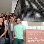 Veinte emprendedores han recibido asesoramiento para sus proyectos en el curso 'Emprendedores Team Mix'