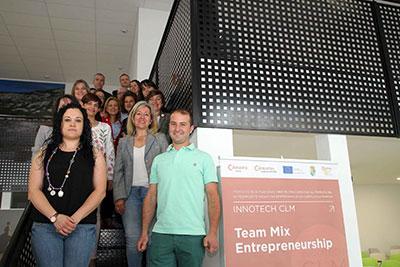 Veinte emprendedores han recibido asesoramiento para sus proyectos en el curso 'Emprendedores Team Mix' celebrado en Almonacid de Zorita