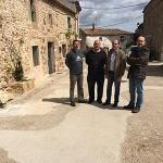 Diputación destina más de 112.000 euros de presupuesto para obras de mejora en cuatro municipios