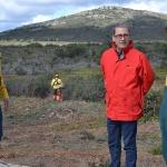 330 personas trabajan en la provincia en la prevención de incendios forestales