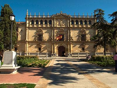 Universidad Cisneriana de Alcalá de Henares (Foto UAH)