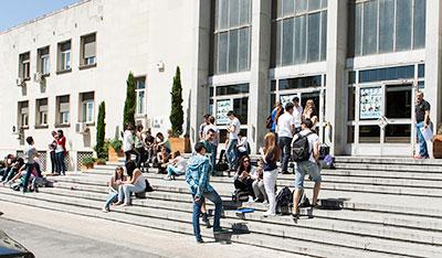 Campus de la Universidad Politécnica de Madrid (Foto UPM)