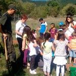 Diversas actividades este fin de semana en los tres parques naturales de la provincia