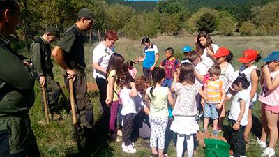 Los tres parques naturales de la provincia de Guadalajara, Alto Tajo, Sierra Norte y Río Dulce, se suman a la celebración del Día Europeo de los Parques