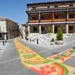 Almonacid de Zorita se prepara para vivir la fiesta del Corpus, declarada de interés turístico provincial