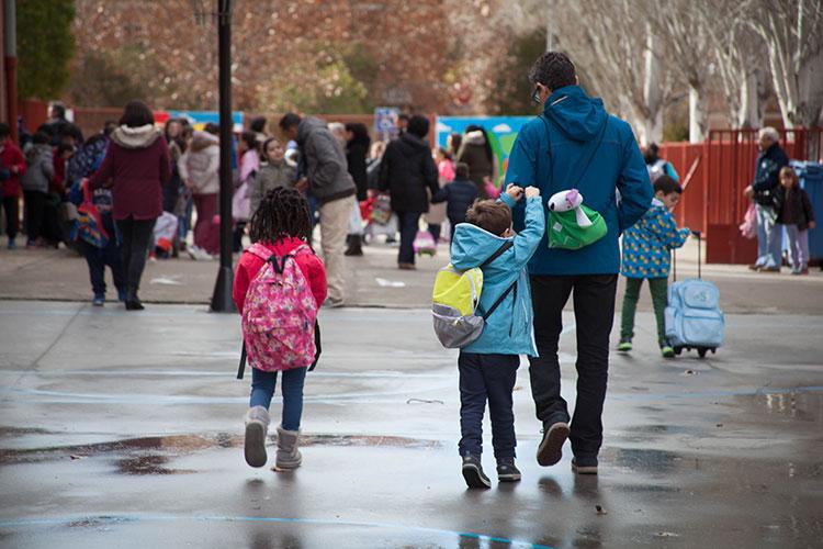 El 93,9 por ciento de los alumnos obtiene plaza en el centro solicitado en primera opción