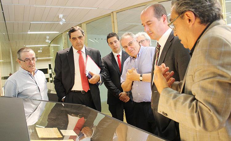 El Archivo de Guadalajara conservará los valiosos documentos de La Caballada de Atienza