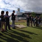 El homenaje de Guadalajara a los agricultores y ganaderos se plasma en una rotonda