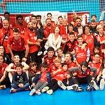 El ISOVER Azuqueca termina la temporada con victoria en casa (92-73)