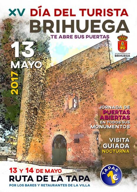 Cartel del XV Día del Turista