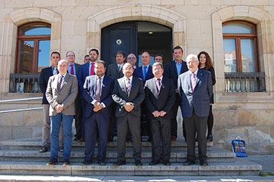 El Consorcio Camino del Cid se ha reunido en Soria