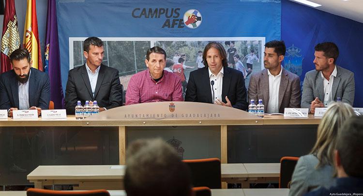Presentación en Guadalajara del Campus AFE