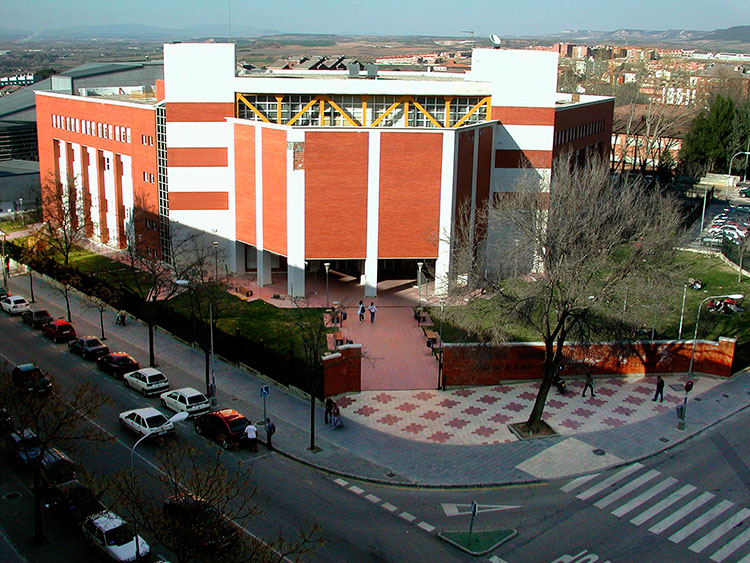 Campus Universitario de Guadalajara (Foto UAH)