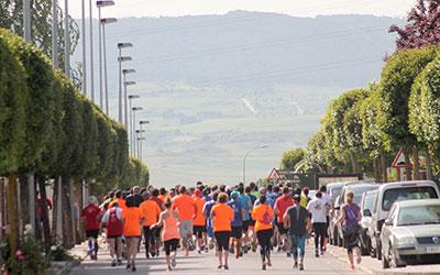 El domingo, Cabanillas acoge la VII Carrera Popular