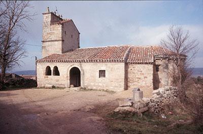 Cubillas del Pinar.- Iglesia