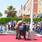 Los Reyes presiden en Guadalajara el Día de las Fuerzas Armadas