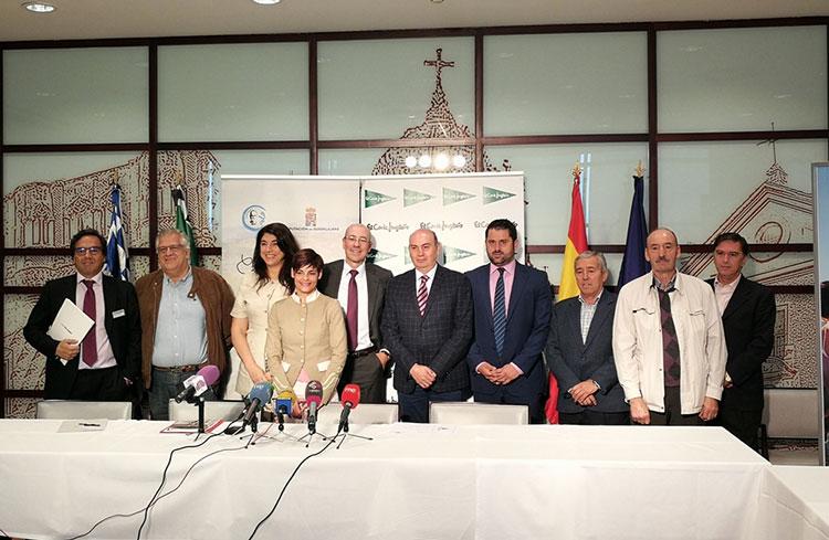 Presentación del nuevo paquete turístico de promoción de Guadalajara y el Viaje a la Alcarria