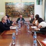 Diputación y Consejería de Empleo se reúnen por el Plan Extraordinario por el Empleo