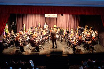 Varias bandas de música de la provincia participarán en este encuentro en El Casar
