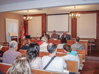 Reunión de FADETA en Brihuega
