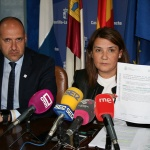 Agustina García recalca que cualquier trasvase por debajo de 400 hm3 ha sido ilegal