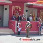 Galería fotográfica del Desfile de las Fuerzas Armadas (III)