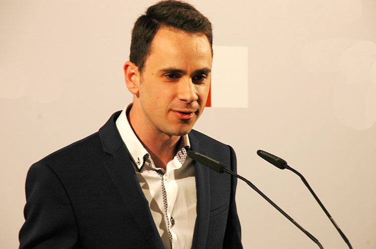 García Salinas, actual alcalde de Cabanillas, encabeza la lista unitaria que acudirá al Congreso del PSOE