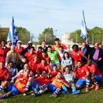 Derrota de un Hogar Alcarreño ya ascendido (1-0)