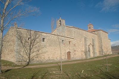 Horna: Ermita de Nuestra Señora de Quintanares
