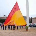 Paso a paso para ver el izado de la bandera en la Plaza de España