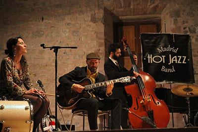 Madrid Hot Jazz Band fundió, en el Auditorio de El Pósito y con su jazz clásico